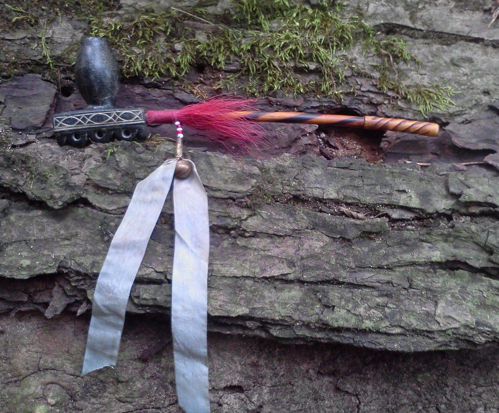 Micmac Indians Pipestone Pipe