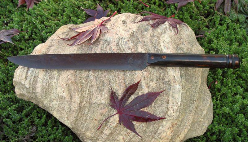 Octagonal Handled Scalp Knife