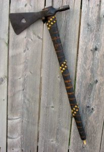 Plains Indian Pipe Tomahawk
