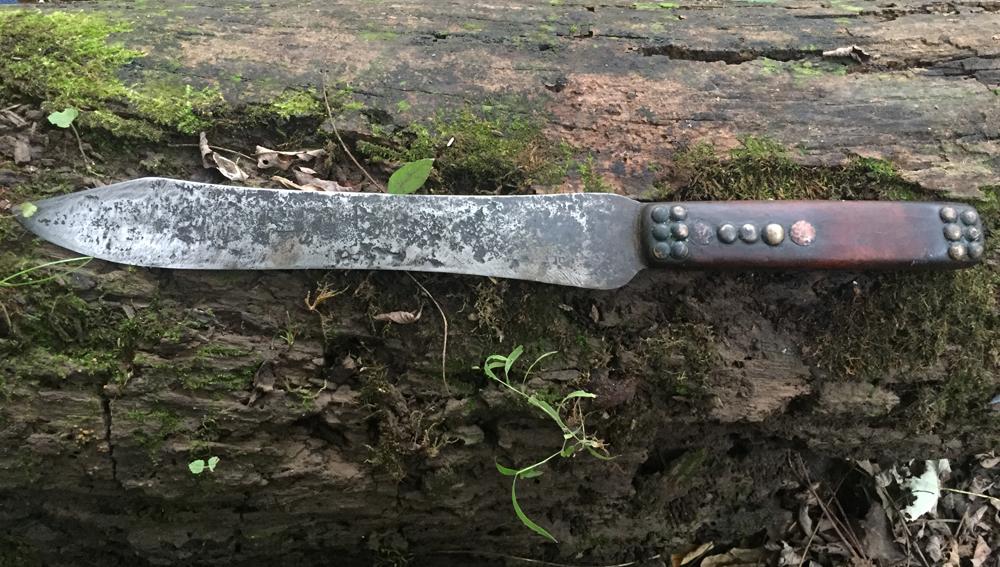 Plains Indian Butcher Knife